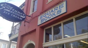 Local favorite, Square Books